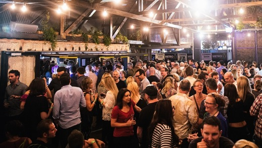 Housed in an old World War II hangar in Newstead, The Triffid is earning a reputation among bands as the best room to ...