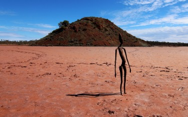 The Antony Gormley sculptures at Lake Ballard form Australia's largest world-class art site and are a must-see ...