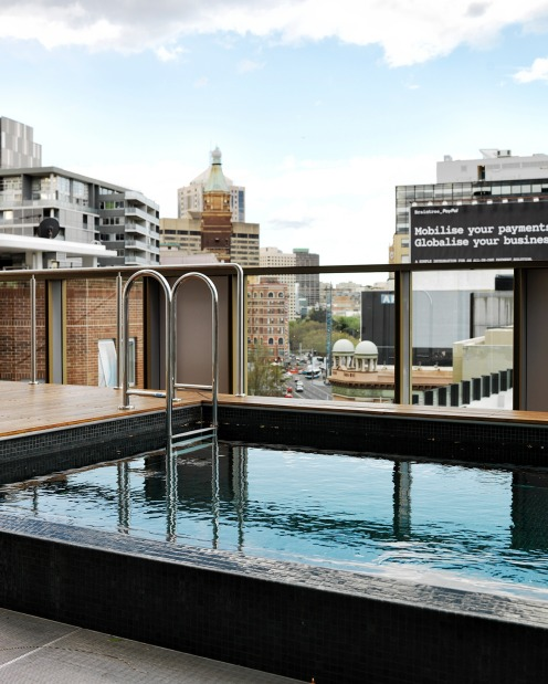 The 39 New 39 Old Clare Hotel Sydney Sydney 39 S Newest Funky Urban Hotel