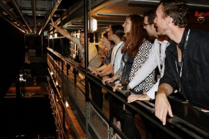 The Sydney Opera House  Backstage Tour allows you to explore the labyrinthine backstage areas.