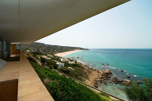 Villa Mathesis in Tarifa, Spain.