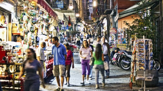 Italy is one of the destinations where Australians are most likely to seek financial assistance.