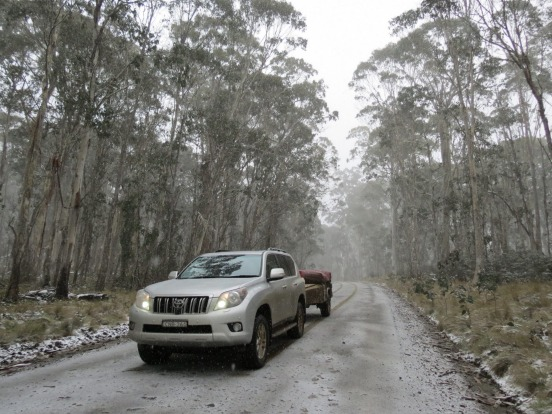 Barrington Tops Forest Road: Gloucester to Scone: The best shortcuts are more than just a quick way to get from A to B, ...