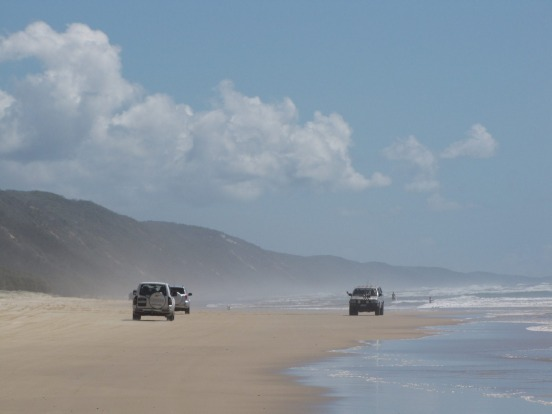 Great Beach Drive: Noosa to Rainbow Beach: You'll need a 4WD to travel the Beach Highway between Noosa and Rainbow Beach ...