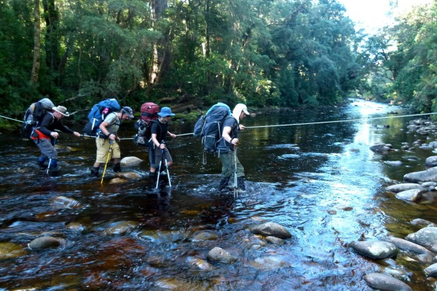 South Coast Track: This is arguably the most authentic way to experience Tasmania's Southern Ocean-lashed south-western ...