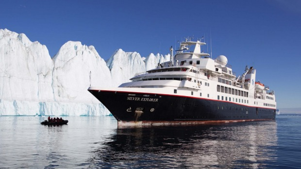Silver Expeditions Sounds The Silver Cloud South - Cruise ship silver cloud