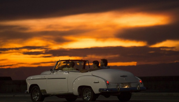 CUBA: Go. Go now. Everyone is talking about travelling to Cuba, and with good reason. This is a country on the cusp of ...