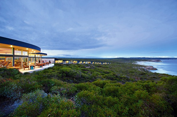 Southern Ocean Lodge, Kangaroo Island, South Australia.