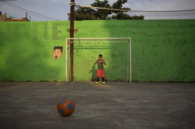 BRAZIL: A few years ago it was the World Cup, and in 2016, Brazil will play host to another of the globe's biggest ...