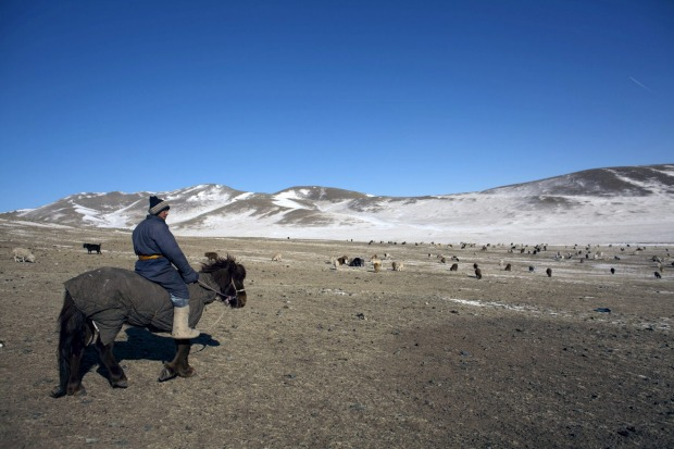 Mongolian steppe: Ulan Baator is pretty horrible. The Mongolian capital is polluted and cramped, and not a lot of fun. ...