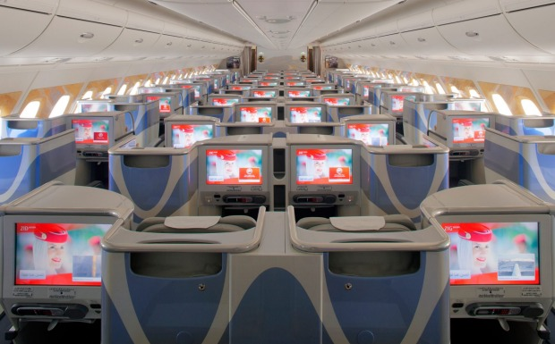 Emirates A380 Business Class What It S Like