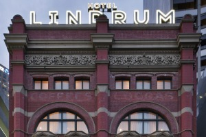 Hotel Lindrum: The very model of a modern Melbourne boutique hotel.