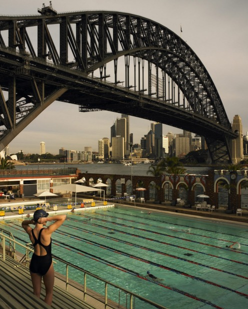North Sydney Olympic Pool, NSW: Bondi Beach may be Sydney's most famous swimming spot, but serious swimmers have a ...