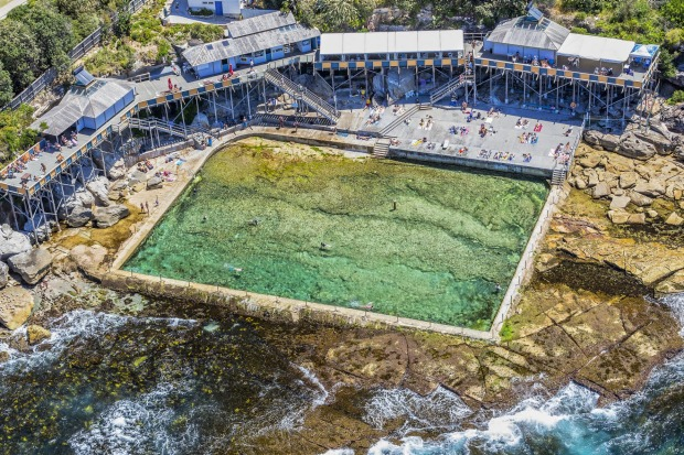 Wylie's Baths, NSW: Sydney's ocean baths are adored by locals, and few have as fervent a following as Wylie's Baths at ...