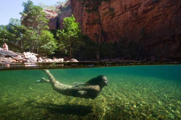 Emma Gorge, WA: There are few landscapes in Australia as spectacular as El Questro Wilderness Park in the Kimberley, ...