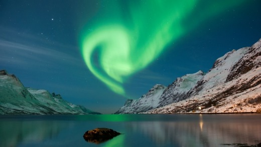 Northern Lights, Norway.