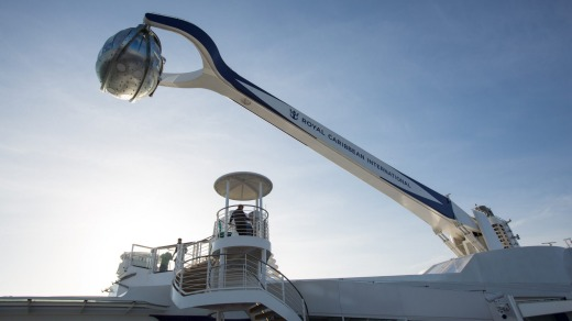 Royal Caribbean's Quantum of the Seas.