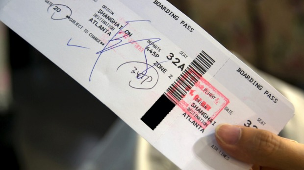 Your airline boarding pass can reveal a lot of information about you.