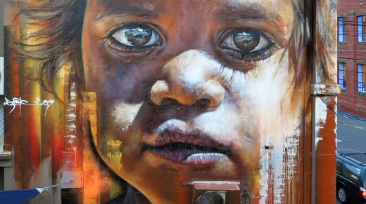 Portrait by Adnate.