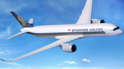 Singapore Airlines will use its A350-900 jets to re-start the world's longest nonstop flights.