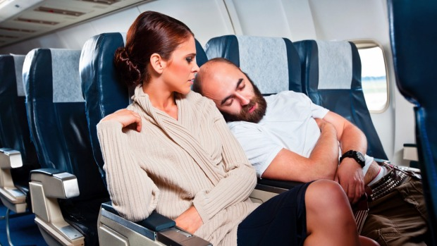 Passenger shaming, it could help pass the time.