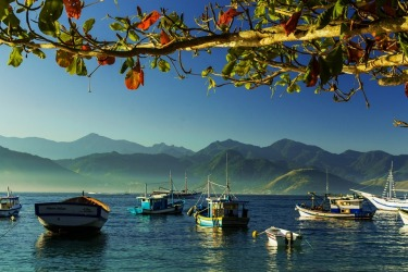 Ilha Grande is a paradise in the State of Rio de Janeiro, it's a perfect spot to escape the big city and relax. That ...