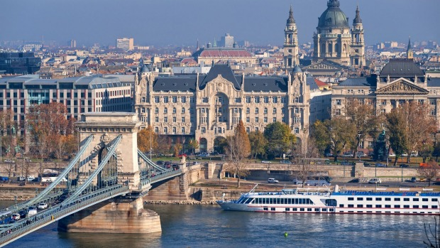 Travel Deals Save On Turkey And Europe River Cruise Tour - Europe package deals