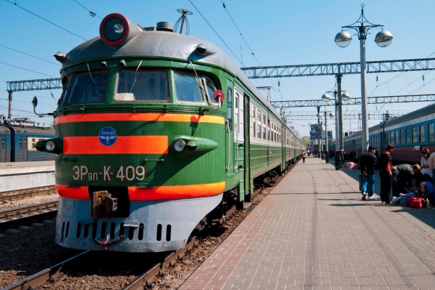 The Trans-Siberian. The longest, most famous train journey of all travels 10,555 kilometres across Russia from Moscow to ...