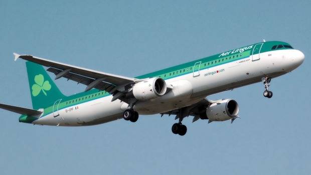 Man Died On Aer Lingus Flight After Biting Another