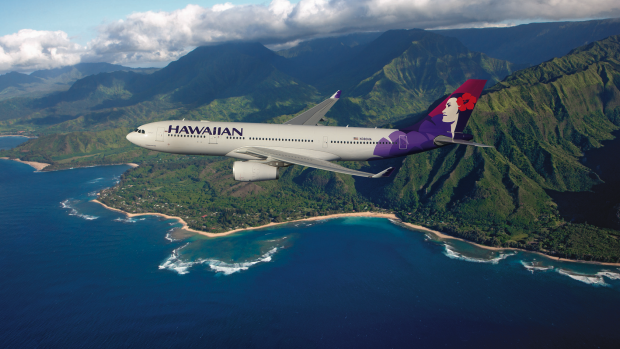 Hawaiian Airlines Flight 33, headed to Maui's Kahului Airport, took off twice, each time landing back at Los Angeles ...