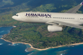Hawaiian Airlines is ramping up against Qantas.