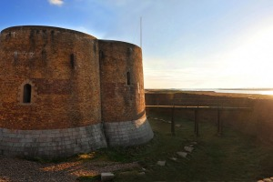 Martello Tower, Suffolk.