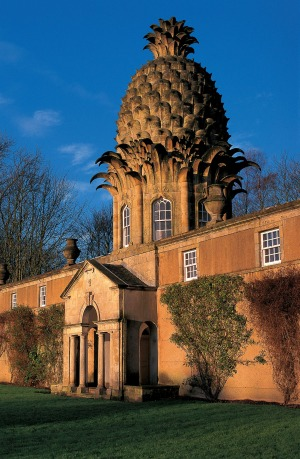 The 'Dunmore Pineapple' is known as Scotland's most bizarre building.