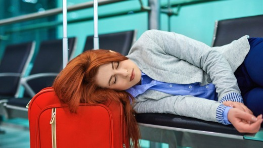 Travellers named the 10 airports they think are the best for sleeping in new travel poll.