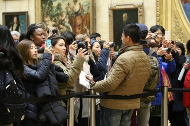 I recently visited the Musee du Louvre in Paris and became quite intrigued to watch the huge number of people rushing ...