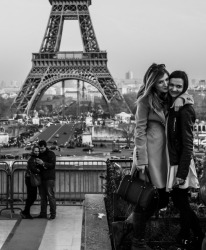 An overcast day but it doesnt stop friends and lovers posing here. I like the way the people leaning together is ...