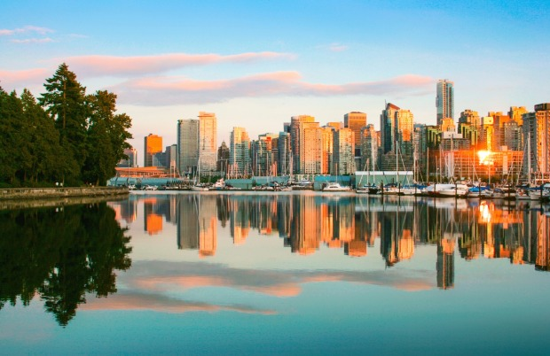 Vancouver, Canada: With its abundance of parks and gardens, Vancouver is considered to be one of the prettiest cities in ...