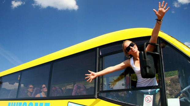 Tour passengers: Fun, but ask some of the dumbest questions imaginable.
