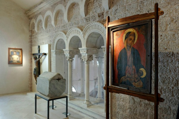 St. Tryphon cathedral.