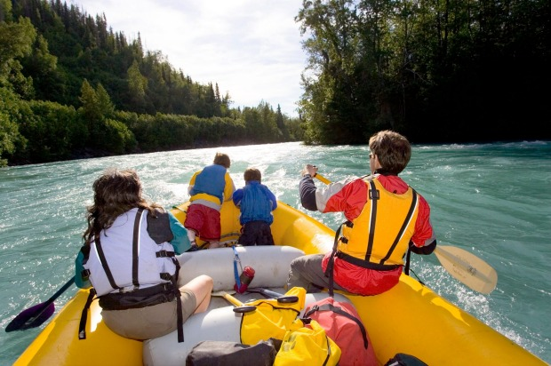 Go white water rafting, pan for gold, drive across raging rivers, and visit scenes from The Lord of the Rings. New ...