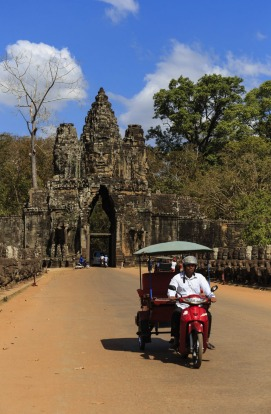 Exploring Angkor Wat: Intriguing temples, delicious curries and fun tuk-tuk rides: Siem Reap and its World Heritage ...