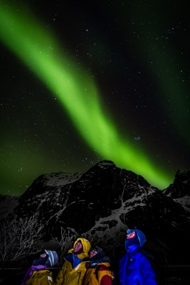 Chase the Northern Lights by taking the kids to Iceland to swim in the thermal pools, see the puffins, and witness the ...