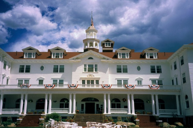 The Stanley Hotel, Colorado: The Stanley, in Estes Park near the Rocky Mountain National Park, is on the US National ...