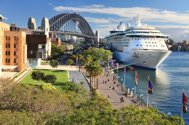 Circular Quay, Sydney: Cruise port: This one is easy and anyone lucky enough to call Australia home has probably been ...