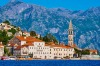 Kotor, Montenegro: Cruising into Kotor is the best way to soak up the magical essence of a medieval town jammed in a ...