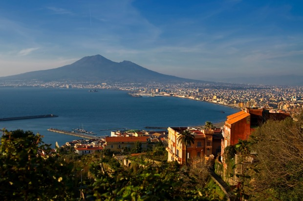 Naples, Italy: According to Royal Caribbean captains, Naples is one of the best ports in the world – and not just ...