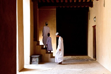 In July 2014 I went to Oman and visited the Nizwa Fort and Souk (market) where animals were being auctioned and guns ...