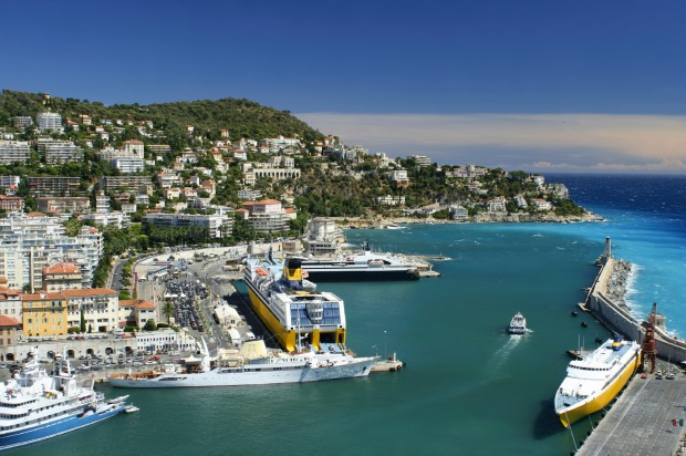 Nice, France: Who hasn't dreamed of long Champagne-filled summers in the French Riviera? Well, cruising in you can at ...