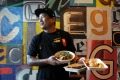 Roy Choi, chef and owner of Chego restaurant and the Kogi Korean taco trucks in Los Angeles.