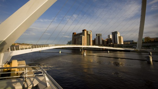The BALTIC Centre for Contemporary Art on the River Tyne, Newcastle.